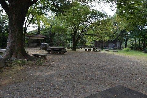 桐生が岡動物園広場