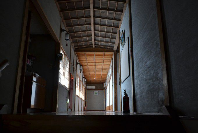 明治時代に作った天井