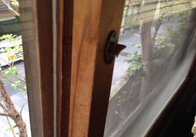 一般客室の窓