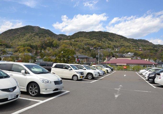 善光寺第一駐車場