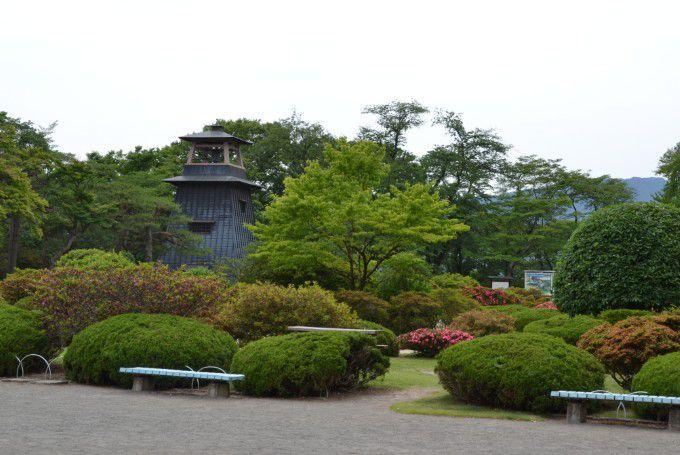 沼田公園の様子