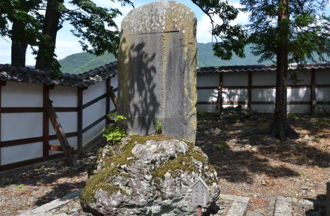 真田幸村(信繁)、真田大助の供養塔