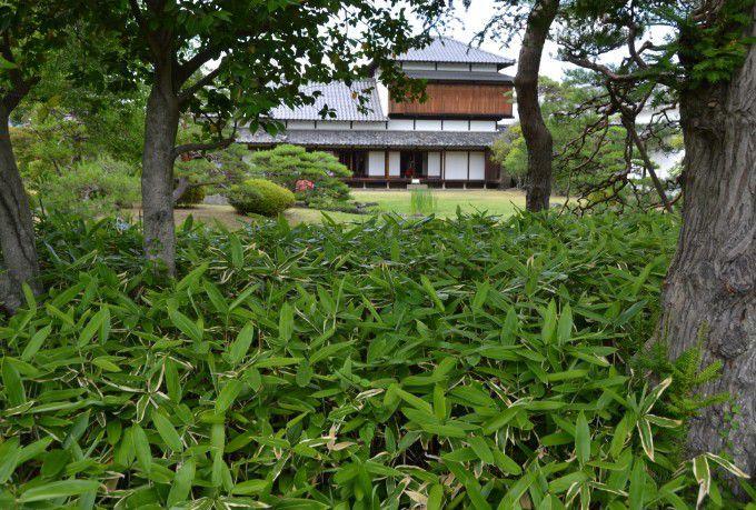 真田邸の屋敷