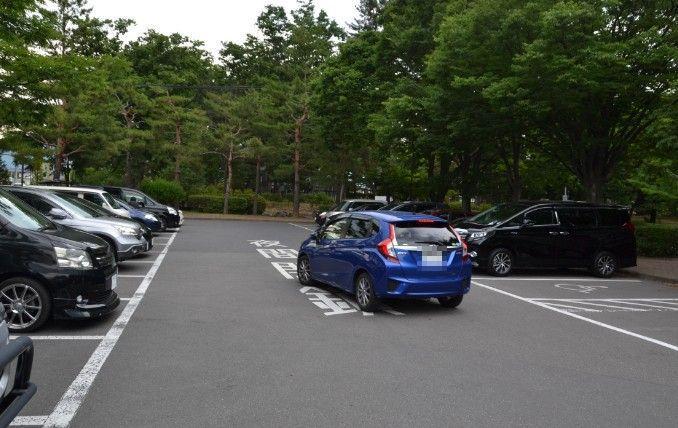 川中島古戦場駐車場