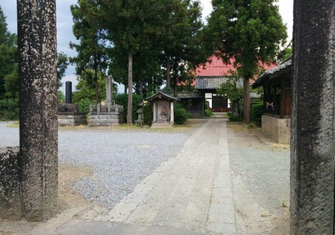 大鋒寺境内