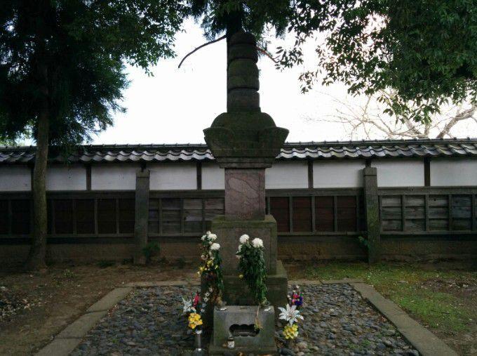 真田信之の墓