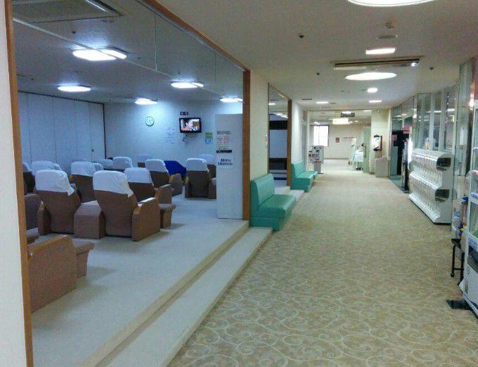 2階休憩所
