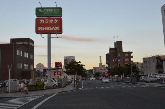 桐生駅南口