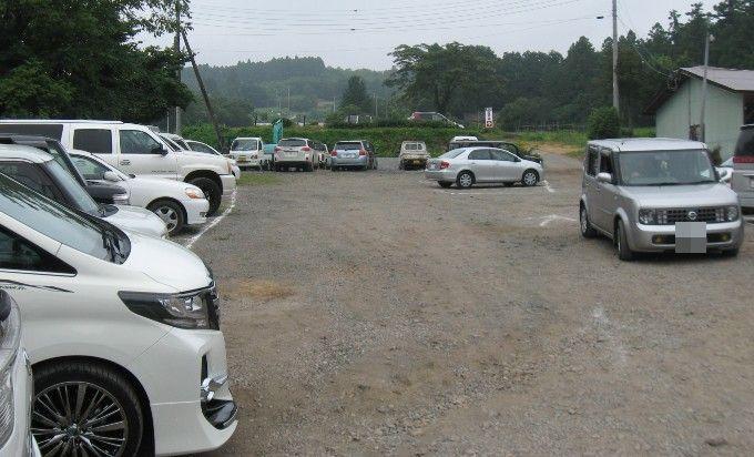 大崎つりぼり駐車場