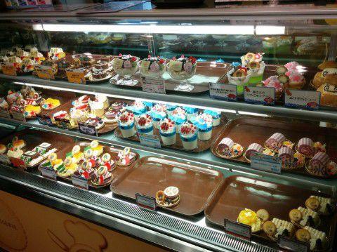 ケーキ販売