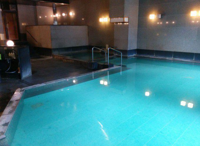 ホテルヴィレッジの内湯