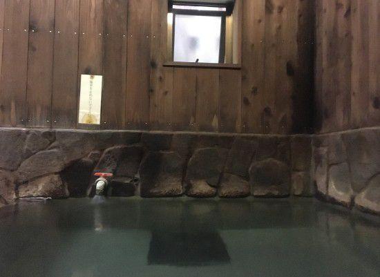 千代の湯の女湯