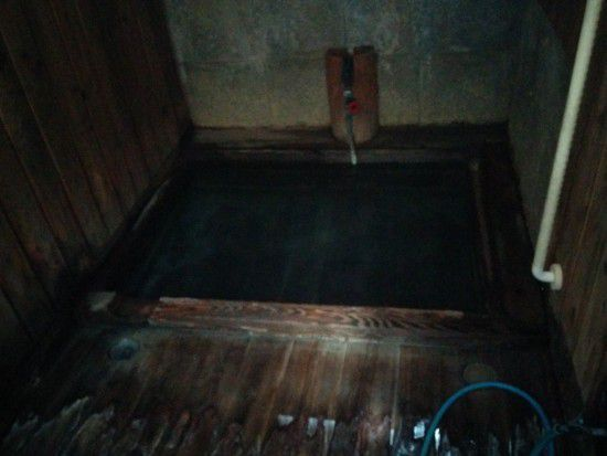 凪の湯のお風呂の様子