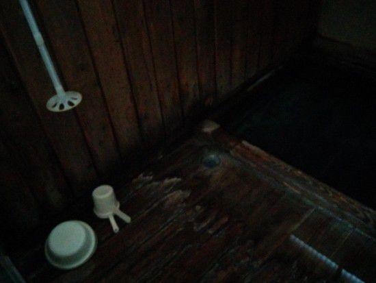 凪の湯の浴場にあったもの