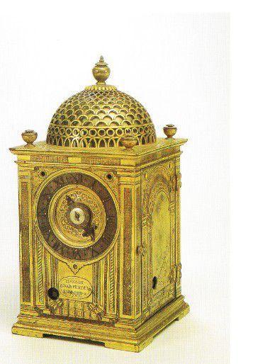 徳川家康の洋時計
