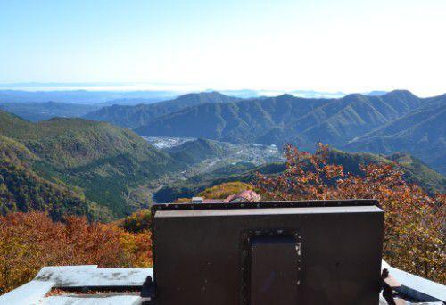 茨城方向の景色