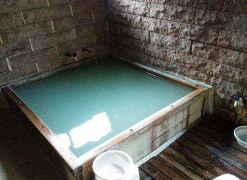 温泉寺のお風呂の様子