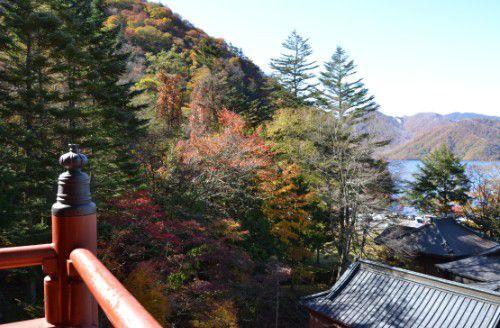 五山堂からの景色