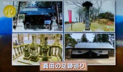 真田の郷の観光スポット