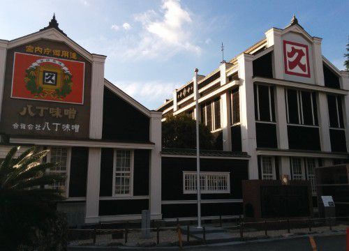 カクキューの建物