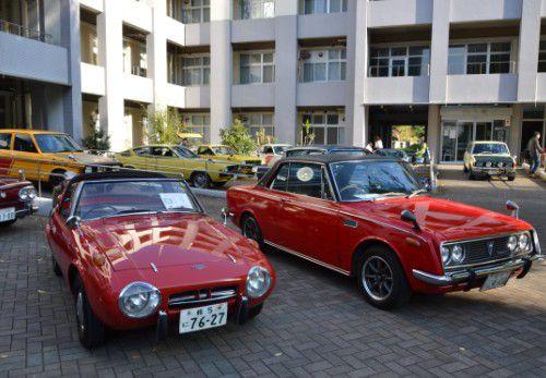 トヨタS800と1600GT5