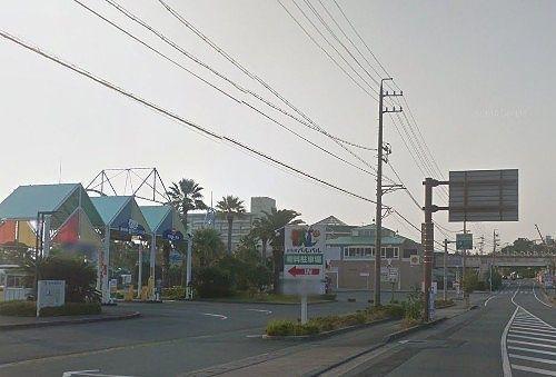 浜名湖パルパル駐車場