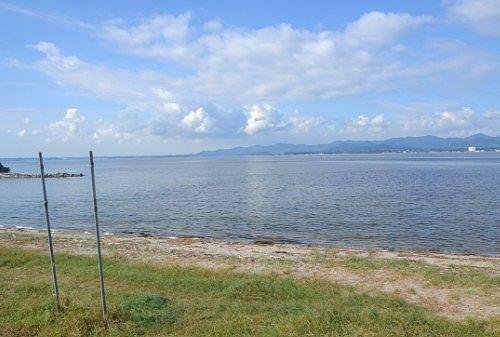 浜名湖サンビーチからの景色