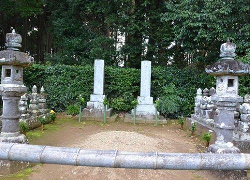 井伊家歴代墓所
