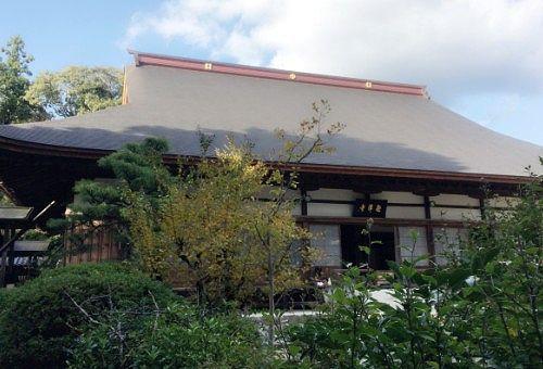 龍潭寺本堂