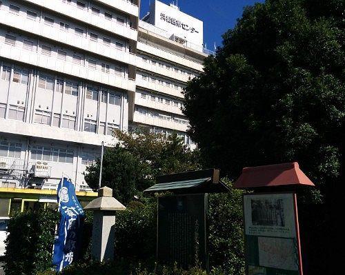 大刀洗の池と浜松医療センター