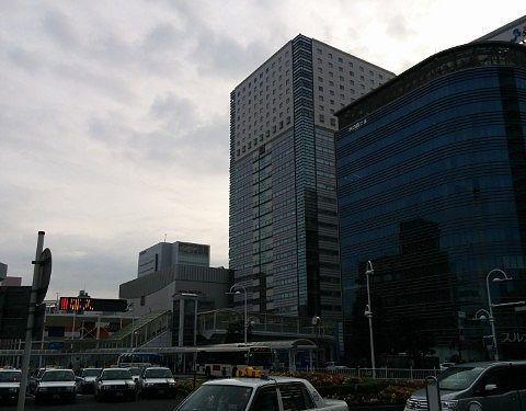ホテルセンチュリー静岡外観