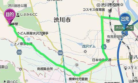 田丸屋へのアクセスマップ