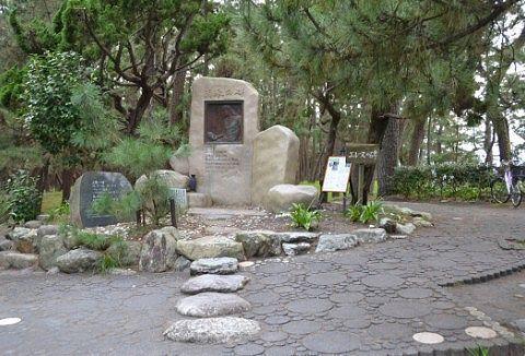エリーヌの碑