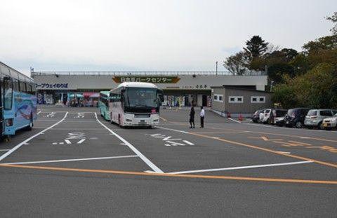 日本平ロープウェイ駐車場
