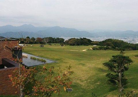 日本平ホテルからの展望
