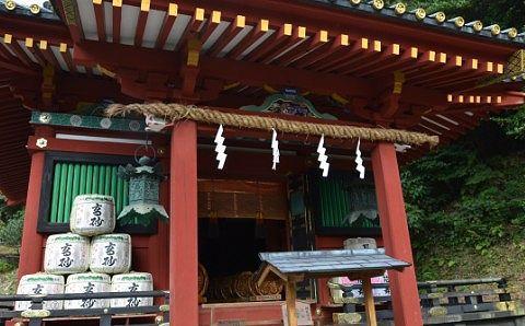 日枝神社の様子