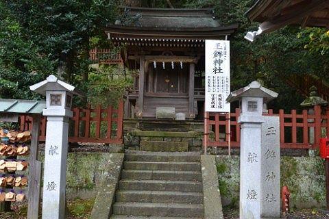 玉鉾神社の様子