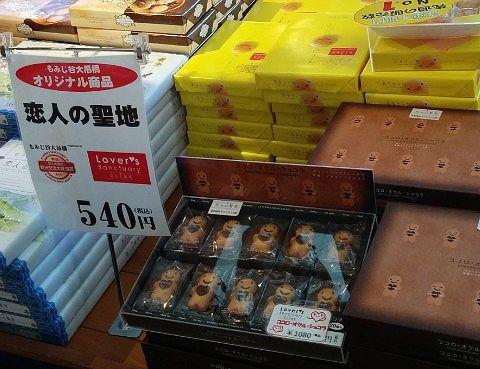 恋人の聖地ココロ・オクル・ショコラ