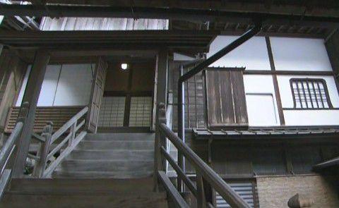 臨済寺の階段