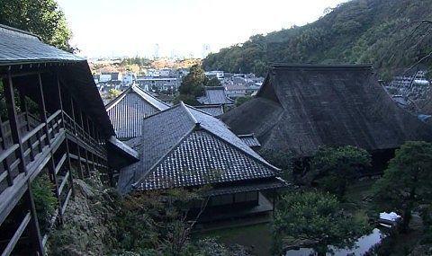 臨済寺からの眺望