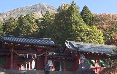 二荒山中宮祠神社