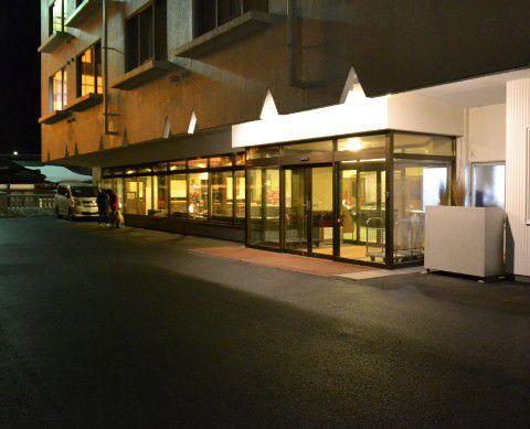 ホテル一井エントランス
