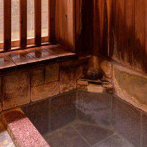 極楽館貸し切り風呂
