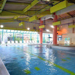 草津ナウリゾートホテル温水プール