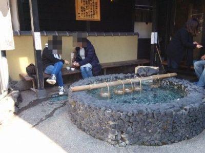 温泉タマゴを食べる場所
