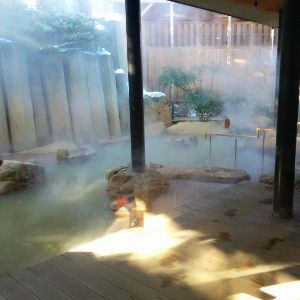 ホテル木暮露天風呂
