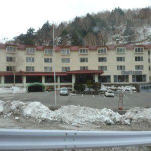 熊の湯ホテル外観