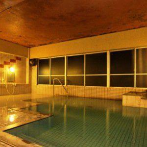 木戸池温泉ホテル温泉大浴場