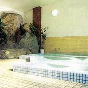 ホテルベルグ地図温泉大浴場