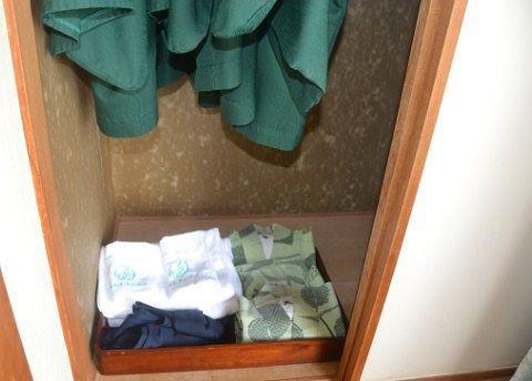 浴衣やタオルなど
